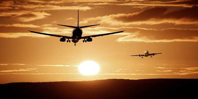 How air travel contributes to Climate Change/Global Warming.