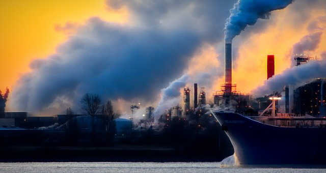 Industries That Contribute to Global Warming/Climate Change